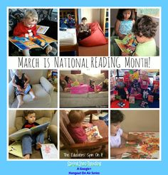 The Educators' Spin On It: Reading Around the Globe {After School Link Up}