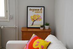 Marimekko Throw Pillow Tegan And Sara, Marimekko, Throw Pillows, Photo And Video, House, Cushions, Home, Haus, Houses