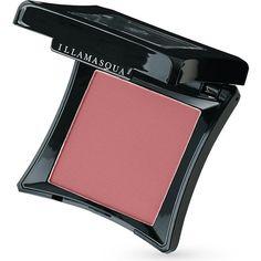 Illamasqua Powder Blusher ($25) ❤ liked on Polyvore featuring beauty products, makeup, cheek makeup, blush, illamasqua blush and illamasqua