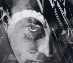 Lupe Velez and Conrad Veidt 1929 ~ Edward Steichen Edward Steichen, Multiple Exposure, Double Exposure, Moma, Conrad Veidt, Lupe Velez, Alfred Stieglitz, New York Museums, Foto Art