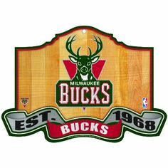 NBA Milwaukee Bucks. Bill Stocks · Fear the Deer 02fb000a9