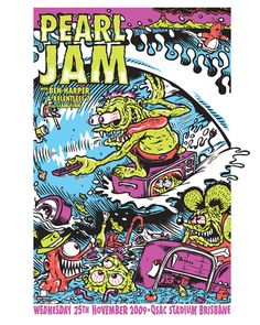 Pearl Jam  es una banda degrungeconformada enSeattle,Estados Unidosen el año 1990. La alineación original del grupo estaba formada...