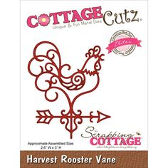 This would be a cute rooster design....could make it with string on a block...