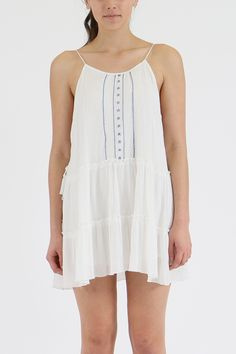 Wrangler Frida Dress - Dresses | North Beach