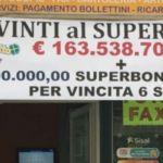 A Vibo Valentia, nella stessa ricevitoria in cui il 27 ottobre 2016 furono vinti 165 milioni al Superenalotto, vinti 212mila euro al 10 e Lotto.