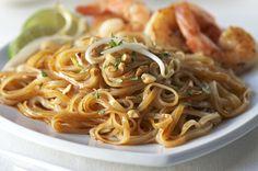 Tonight's Dinner: Restaurant-Style Pad Thai