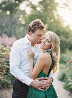 The sweetest: http://www.stylemepretty.com/2015/08/31/romantic-oatlands-plantation-engagement-session/ | Photography: Vicki Grafton - http://www.vickigraftonphotography.com/