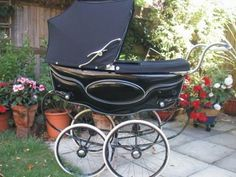Prams Perfect Prams was devised to identify and list vintage prams used over the past 120 years. Please go to the Albums page to discover the make and possibly the model of your coachbuilt pram. Vintage Pram, Retro Vintage, Pram Stroller, Baby Strollers, Silver Cross Prams, Prams And Pushchairs, Baby Buggy, Dolls Prams, Baby Prams