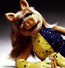 Miss Piggy's Sexy Photo Shoot: The Muppets Never Get Old