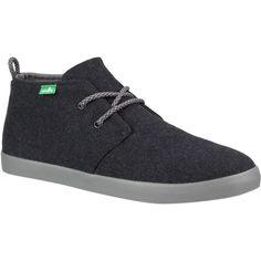 Sanuk Cargo TX Shoe - Men'sCharcoal Wool
