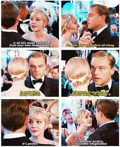 The Great Gatsby. Heart Warming Moment