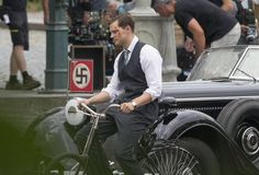 Jamie Dornan who is playing Czech war hero Jan Kubis was spotted in Prague on the set of the movie Anthropoid. http://everythingjamiedornan.com/gallery/thumbnails.php?album=67  https://www.facebook.com/everythingjamiedornan/?ref=aymt_homepage_panel