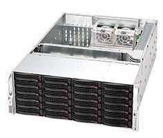 Supermicro | Products | Chassis | 4U| SC846TQ-R900B