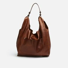 FSP Collection - Cassey Leather Hobo Birthday Wishlist, Fashion Beauty, Pouch, Design Inspiration, Handbags, Stylish, Leather, Skirts, Women
