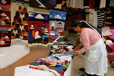 The Markets of Otavalo, Ecuador