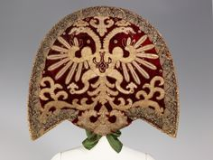 Kokoshnik via The Costume Institute of the Metropolitan Museum of Art