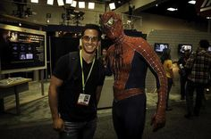 Spiderman wears GUNNARS