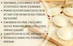 Poznaj kilka porad, dzięki którym twoje pierogi będą doskonałe | SmaczneBlogi.pl