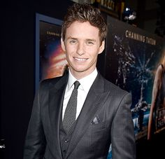 Eddie Redmayne will star in Fantastic Beasts and Where to Find Them.