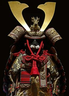 The Samurai Armor #Japan #Culture #Art