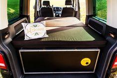 Bereits seit einiger Zeit gibt es die KombiBox von QUQUQ, mit der man in Minutenschnelle aus einem Hochdach-Kombi ein Mini-Reisemobil machen...