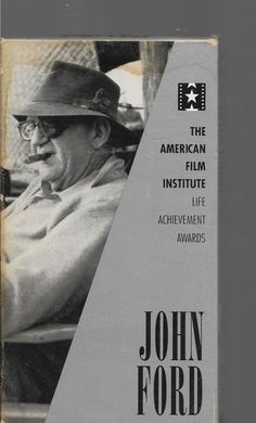 The American Film Institute Salute to John Ford RARE OUT OF PRINT