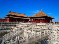 Forbidden City & Summer Palace, Beijing, China