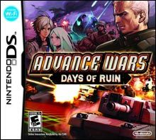 Advance Wars: Days of Ruin for Nintendo DS | GameStop