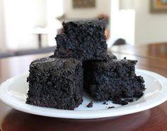 Almost Gwyneth's Fudgy Brownies