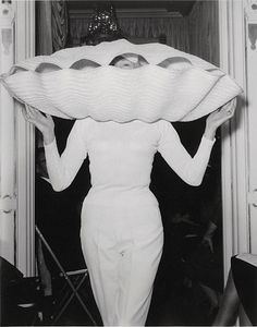 Who Knew Bill Cunningham Made Haut-Couture Hats?