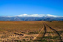 Sierra Nevada (España) - Wikipedia, la enciclopedia libre