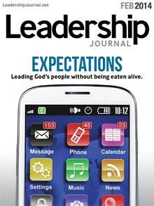 Get the new issue of Leadership for just $2.99!