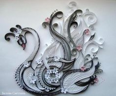 Paper quilling is a great art to make beautiful things from paper. One can easily craft amazing birds using paper. Quilling birds and animals