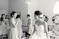 VERA WANG           | Real Weddings | Emi & Sho  more