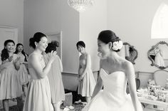 VERA WANG           | Real Weddings | Emi & Sho  more