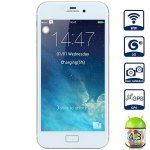 4.7 inch Android 4.3 3G Phone with MTK6582 1.3GHz Quad Core 4GB ROM WiFi GPS QHD Screen
