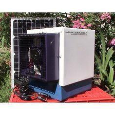 MiniCooler 500 CFM with Solar Panel