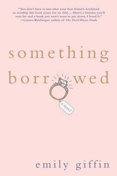 Ključ za knjigu: Review/recenzija: Emily Giffin: Darcy & Rachel/ Nešto posuđeno, Nešto plavo