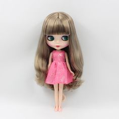 "Takara 1Takara 12"" Neo Blythe Doll Double color hair from Factory  #A0013G#"