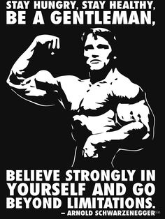'Go Beyond Limitations' T-Shirt by ilovearnie Arnold Schwarzenegger Gym, Arnold Schwarzenegger Bodybuilding, Football Player Drawing, Pitbull, Manga Anime One Piece, Motivational Quotes, Inspirational Quotes, Spaceship Art, Gym Quote
