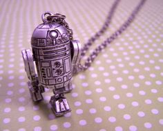 Vintage Star Wars Jewelry from www.akickinthebaubles.com