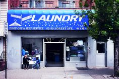 'Laundromat' By The Snorri Bros.