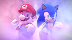 A Mario and Sonic group crossover. And a note to Nintendo and Sega, stop with the Olympics shit already, Yeah the 2012 version was good, but seriously enough is enough.