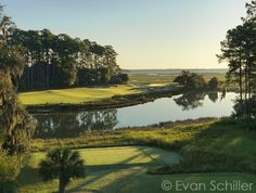 May 2014_17th Hole, Belfair Plantation_West Course, Blufton, South Carolina