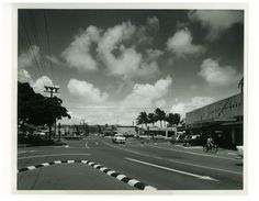 """Kailua, 1957.""""Not one, not two, but three locations in the Hawaiian Islands bear the name Kailua, which means, """"two seas"""