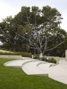Nueva School by Andrea Cochran Landscape Architecture via Behance