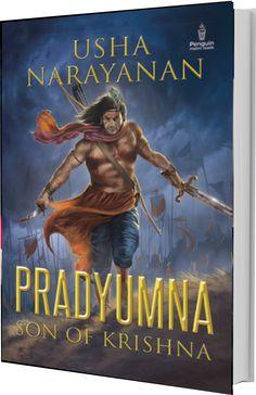 Flaming Sun: Tornado Giveaway 2: Book No. 7: PRADYUMNA: SON OF KRISHNA by Usha Narayanan