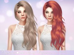 Anto Glare Hair Retexture at Aveira Sims 4 via Sims 4 Updates Check more at http://sims4updates.net/hairstyles/anto-glare-hair-retexture-at-aveira-sims-4/