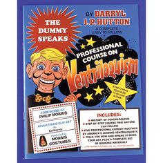 Dummy Speaks  http://puppet-master.com - THE VENTRILOQUIST ASSISTANT
