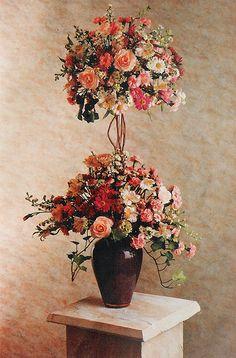Disfruta decorando con tus Flores favoritas –parte I-